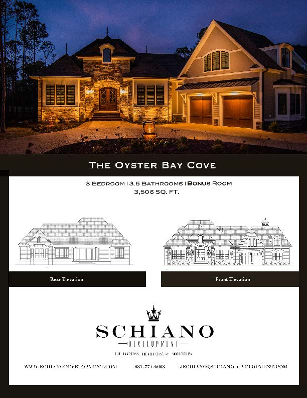 Oyster Bay Cover